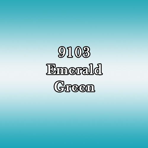 Master Series Paint: Emerald Green