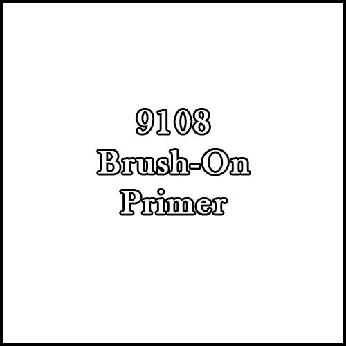 Master Series Paint: Brush-on Primer