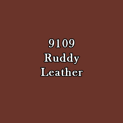 Master Series Paint: Ruddy Leather