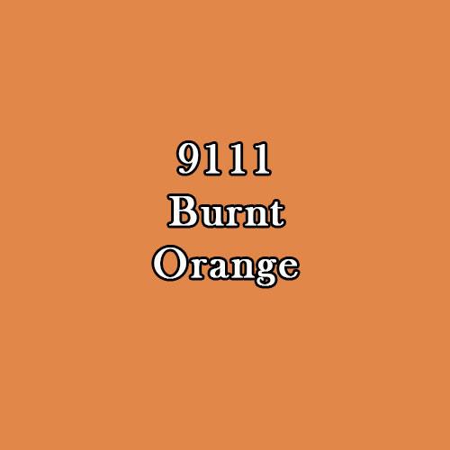 Master Series Paint: Burnt Orange
