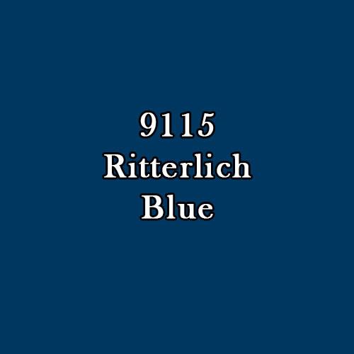 Master Series Paint: Ritterlich Blue