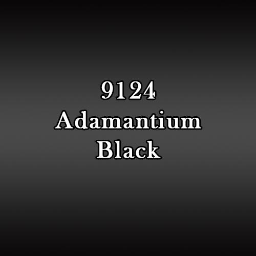 Master Series Paint: Adamantium Black