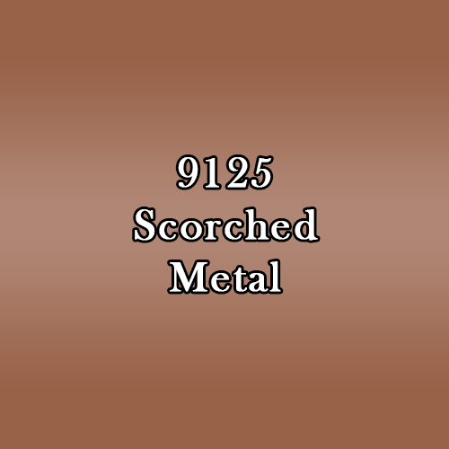 Master Series Paint: Scorched Metal