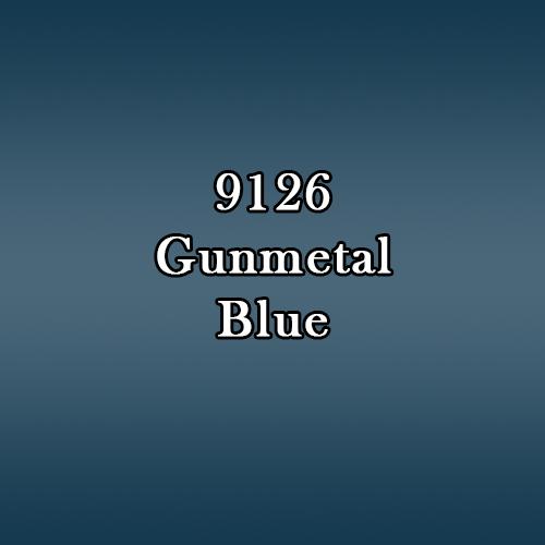 Master Series Paint: Gunmetal Blue