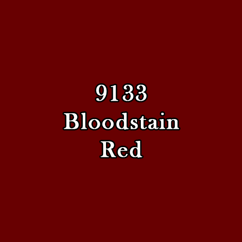 Master Series Paint: Bloodstain Red