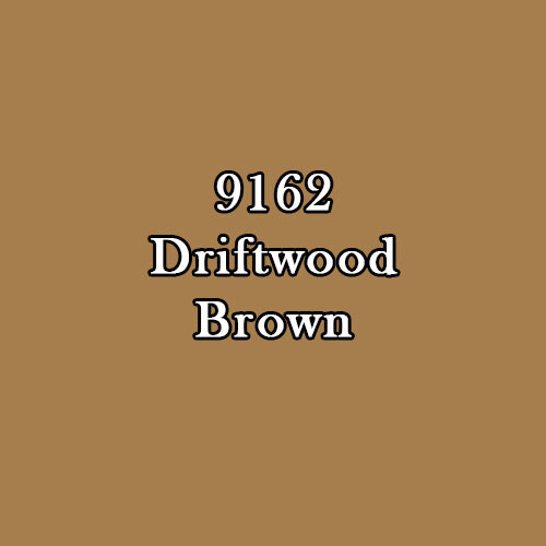 Master Series Paint: Driftwood Brown