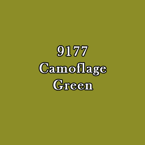 Master Series Paint: Camoflage Green
