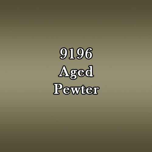 Master Series Paint: Aged Pewter