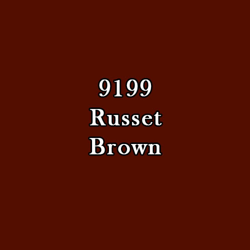 Master Series Paint: Russet Brown