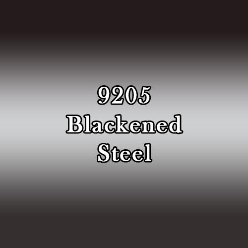 Master Series Paint: Blackened Steel