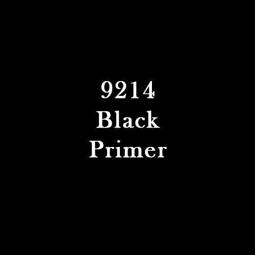 Master Series Paint: Black Primer