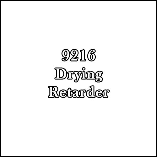 Master Series Paint: Drying Retardant