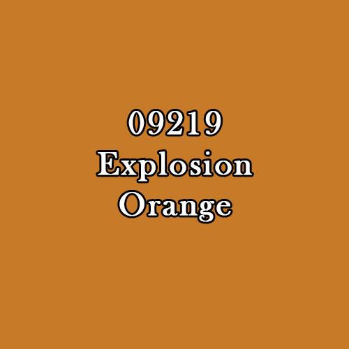 Master Series Paint: Explosion Orange