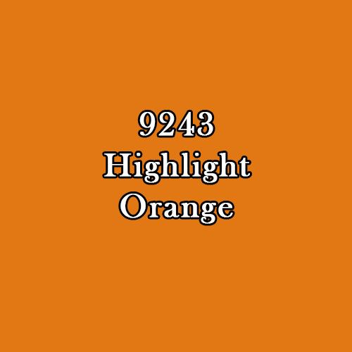 Master Series Paint: Highlight Orange