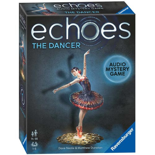 Echoes: The Dancer