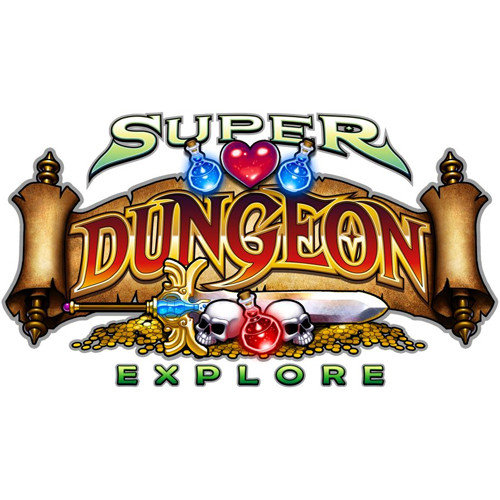 Super Dungeon Explore: Heart and Potion Token Pack