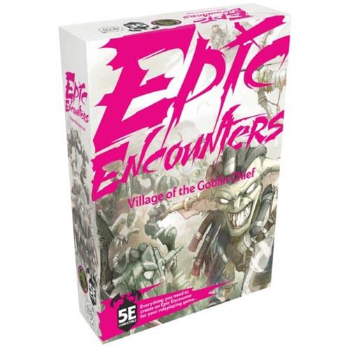 Epic Encounters: Village of the Goblin Chief (D&D 5E Compatible)