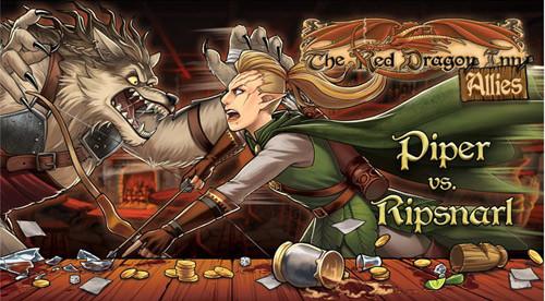 Red Dragon Inn: Allies - Piper vs. Ripsnarl