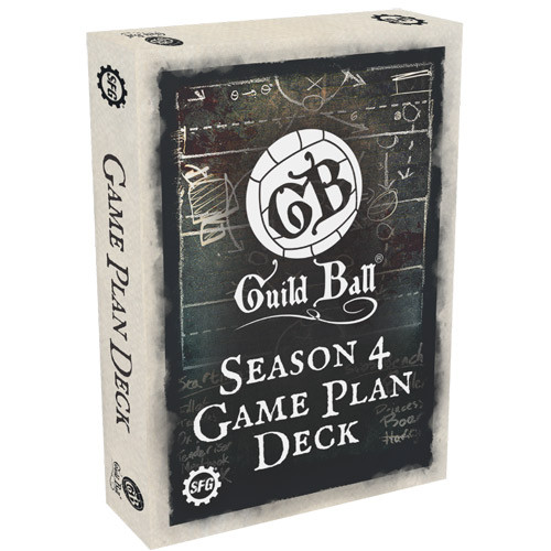 Guild Ball: Season 4 Gameplan Deck