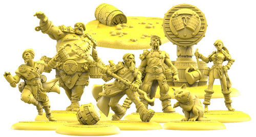 Guild Ball: Brewer's Guild - A Drop of Old Jakes