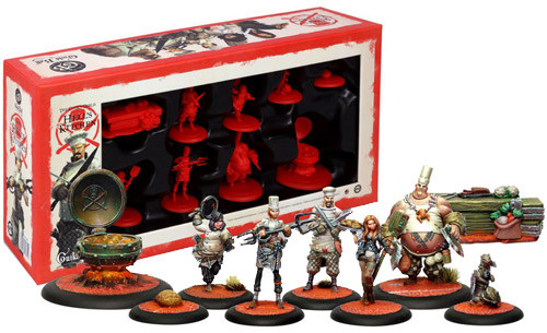 Guild Ball: Cook's Guild - Hell's Kitchen