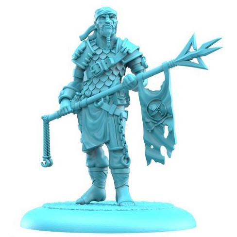 Guild Ball: Fisherman's Guild - Veteran Sakana