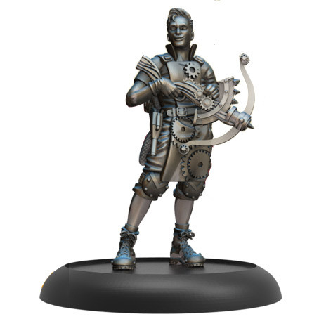 Guild Ball: Engineer's Guild - Rookie Salvo