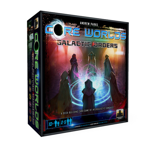 Core Worlds - Galactic Orders Expansion