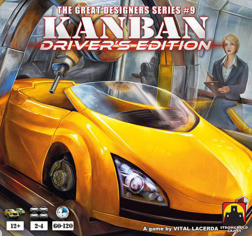 Kanban: Automotive Revolution (Driver's Edition)