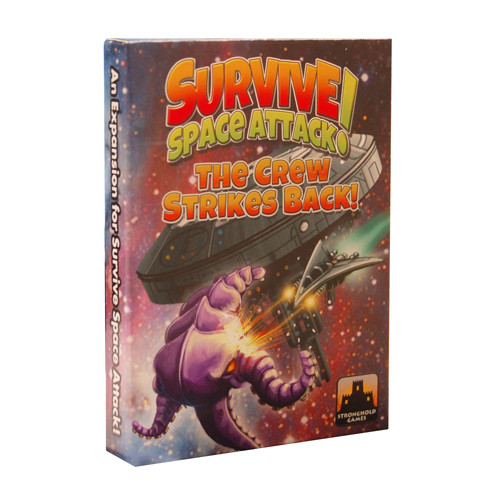 Survive: Space Attack! - The Crew Strikes Back! Expansion
