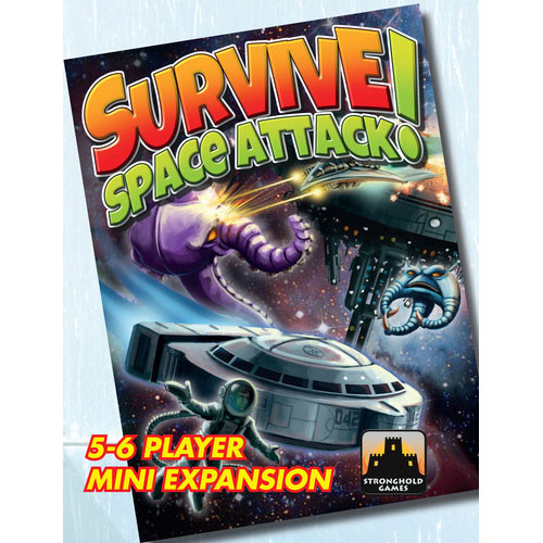 Survive: Space Attack! - 5-6 Player Mini Expansion