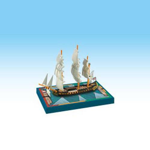 Sails of Glory: Carmagnole 1793/Sibylle 1791 Ship Pack