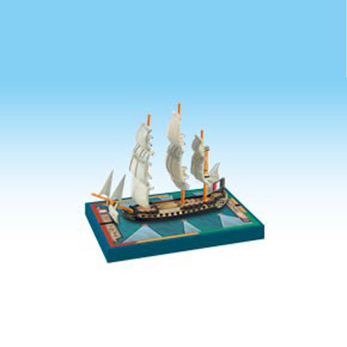 Sails of Glory: Proserpine 1785/Dryade 1783 Ship Pack