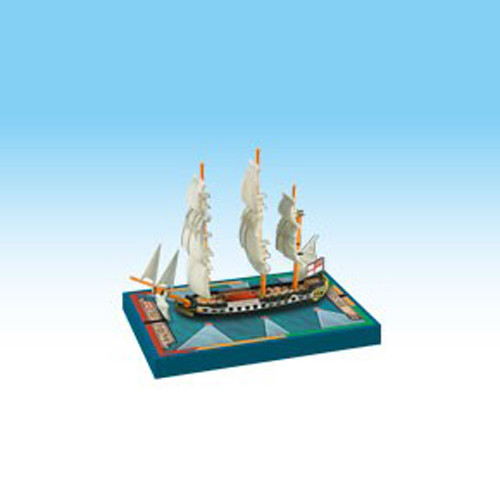 Sails of Glory: HMS Sybille 1794/HMS Amelia 1796 Ship Pack