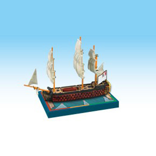 Sails of Glory: Montagne 1793/Commerce de Marseille 1788 Ship Pack