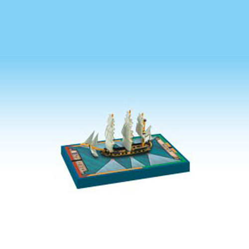 Sails of Glory: Alligator 1782/Le Fortune 1780 Ship Pack