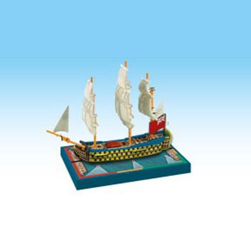 Sails of Glory: HMS Royal George 1788 British/HMS Hibernia 1804