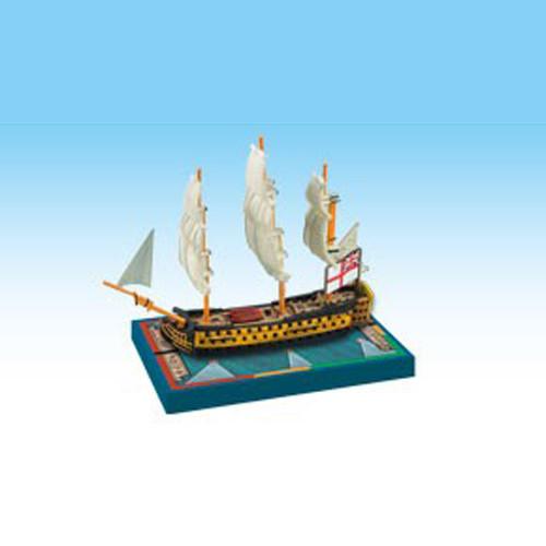 Sails of Glory: HMS Queen Charlotte 1790/HMS Ville de Paris 1795