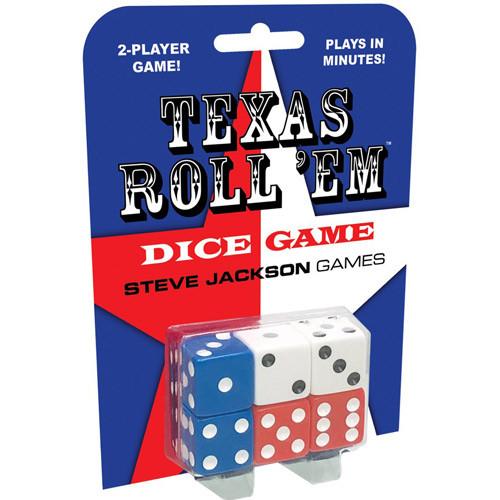 Texas Roll 'Em Dice Game
