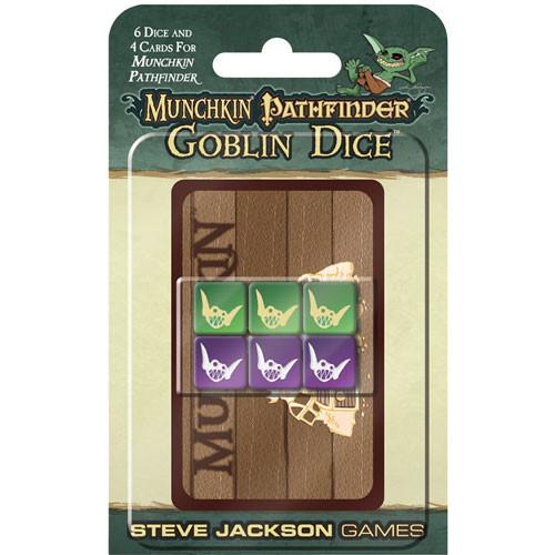 Munchkin Pathfinder: Goblin Dice