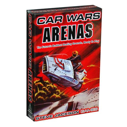 Car Wars: Arenas Expansion