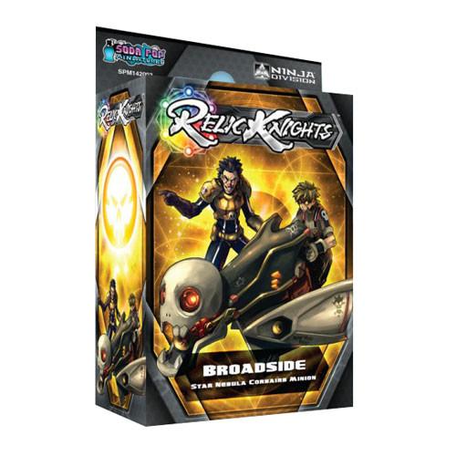 Relic Knights: Star Nebula Corsairs - Broadside