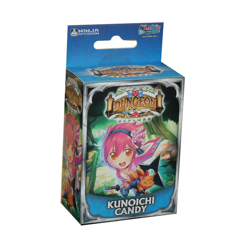 Super Dungeon Explore: Kunoichi Candy Expansion