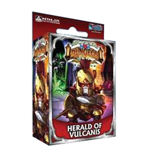 Super Dungeon Explore: Herald of Vulcanis Expansion
