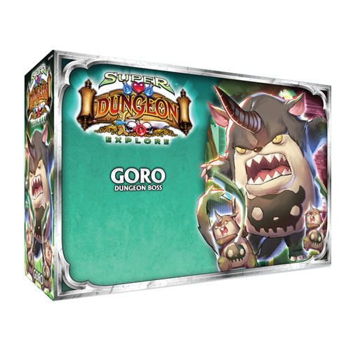 Super Dungeon Explore: Goro Boss Expansion