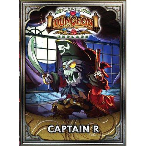 Super Dungeon Explore: Captain R Expansion