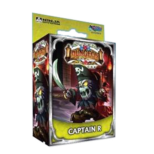 Super Dungeon Explore: Captain R Expansion (Revised)