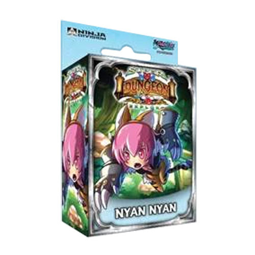 Super Dungeon Explore: Nyan-Nyan Expansion (Revised)