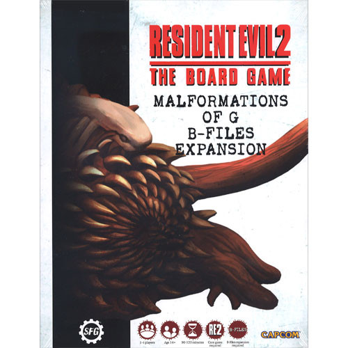 Resident Evil 2: Malformations of G - B-Files Expansion