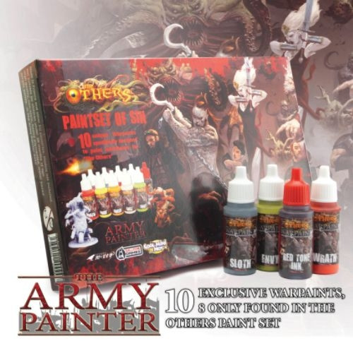 Army Painter: The Others - Paint Set of Sin